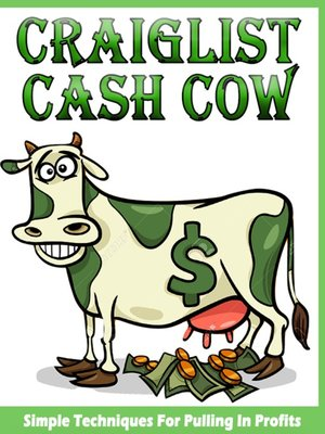 cover image of Craigslist Cash Cow